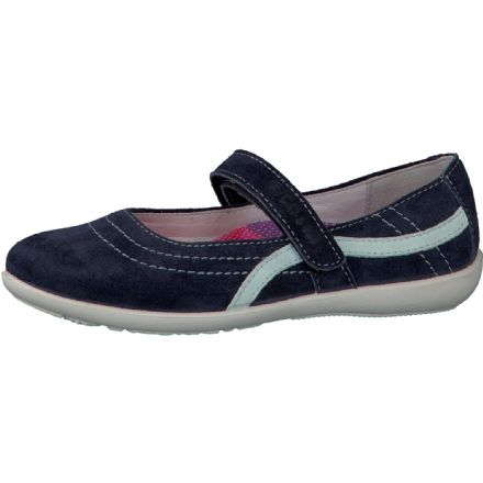 Ricosta MISCHA Mary Jane Velcro Shoes (Navy)